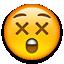 crossed out eyes emoji